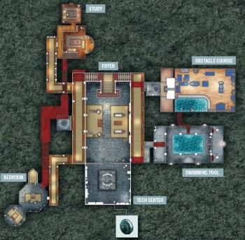 Croft Manor Tr7 Wikiraider