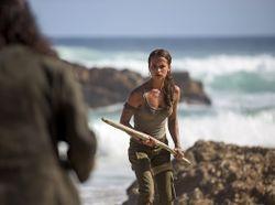 Lara Croft Reboot Movie Wikiraider